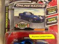 Numerous Trackster Collectible Cars new in initial