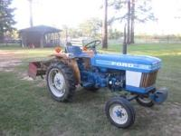 3 cylinder-Family Purchased and a 4 foot Box Blade and