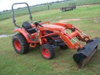 I have a 2005 Koiti Ck 25 Hp tractor with front end