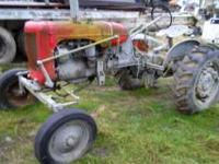 Small tractor for info call Brian  Location:
