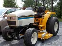 Cub Cadet 7232 compact tractor for sale. It is 2WD with
