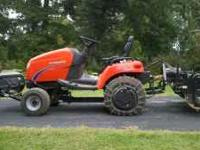 Simplicity Garden Tractor Legacy Hydro (1693219) 20 HP
