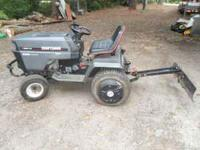 Turning Plow Fits Small Sears Garden Tractor Byron For