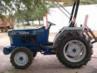 1720 Ford (New Holland) Tractor (less than 500 engine