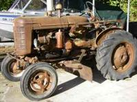 International Harvester Farmall Super A! Collector or