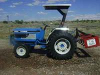 Ford-New Holland 1920 Tractor perfect condition with a