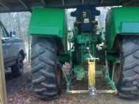 I have a deutz 60 06 class 2 / Tractor 62hp with dual