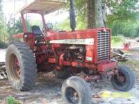 Strong Tractor Runs Smooth FMI call  No emails