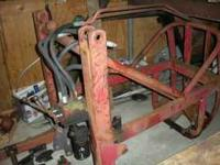 Original Ford tractor 8N, 9N, 800 series Loader.