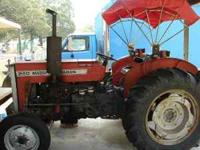 Massey Furguson 240 tractor for sale. Tractor has been