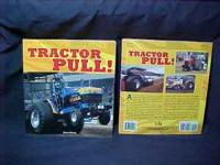 I have for sale the Tractor Pulling History Coffee