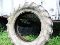 I have a set of 18.4 38 firestone field and road tires.