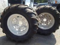 These tires are in excellent condition! I used them on