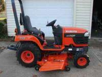 2006 Kubota BX 2230 4wd, hydruastat, 25HP 3 cylinder