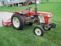 Yanmar 1500. Excellent condition. 2 cylinder diesel.