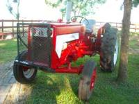 30 HP International Farmall (utility type) tractor for