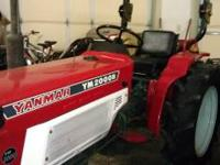 Yanmar 2000B.One of Yanmars most popular tractors made,
