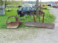 Have for Sale ( Sold 202 Massey Ferguson ) Impliments