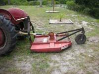 Hello friends. I am selling my used Ferguson Tractor