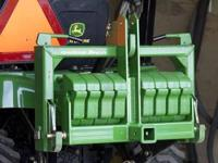 3 Point Hitch Accessories, Suitcase Weights, Tractor