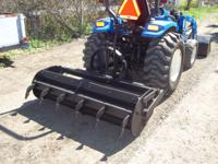 """2004"" New Holland model TC29da 29hp 4x4, 3cyl diesel ,"