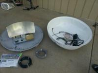 I have a Tracvision R5SL auto sat finding dome system