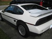 Here is a Youtube video of this Fiero that was taken on