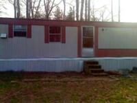 90 model mobile home 16x65 two bedrooms and one bath in