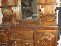 trade all for a eclectus dresser tv cabinet glassware