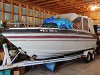 "Owner of 22' Caravelle ""big lake"" Boat with Trailer,"