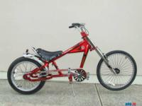 I have a Nice SHWINN Orange County Chopper Bike (Adult