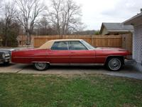 WILLING 2 TRADE MY WIFES COOL 74 CADDY W/ 57K ORIGINAL
