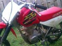 Hi I have 2000 HONDA XR 80 I am looking for a good