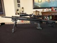 I have a DPMS Panther.308 AR 10 with 200 rounds of
