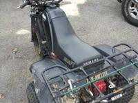YAMAHA 225...ELECTRIC START WITH NEW BATTERY...NEWER