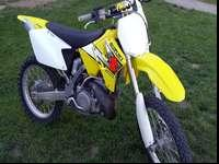 2003 Suzuki RM 250, excellent condition, low hours,