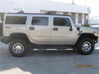Description Make: Hummer Model: H2 Mileage: 45,000