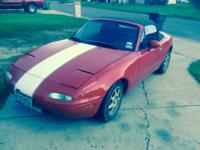 im selling my 1994 mazda miata original miles 149245