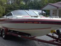 WANT TO TRADE FOR UTV! 1992 Ebbtide 21ft open bow ski