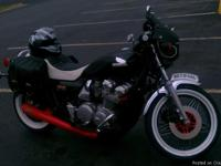 I have a 1980 cb900c for sale or trade.  The bike