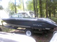I have a real nice 1992 19 foot Dixie family ski boat