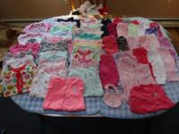 I have a large lot of child girls 0-3 month garments. A