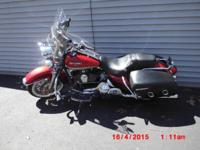 2005 HARLEY ROADKING CLASSIC  MINT  NO MARKS