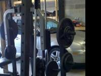 I have a Smith Machine for sale. The machine will come