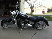 Looking to trade my custom 1999 Yamaha V star 650 for a