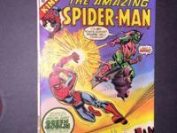 Trade--Amazing Spider-man King-Size #9 ,and Other Comic