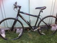 I'm looking to trade my road bike for mountain bike,I