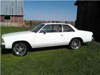 willing to trade 1978 Malibu 2 Door classic for 2 Angus