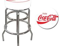 This stool is great for any dining or kitchen area.