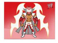 This Officially Licensed WWE Kids Sin Cara print is
